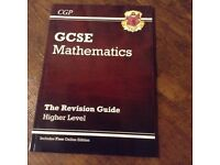 CGP GCSE MATHEMATICS REVISION GUIDE - HIGHER LEVEL