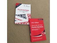 Life in the U.K test books