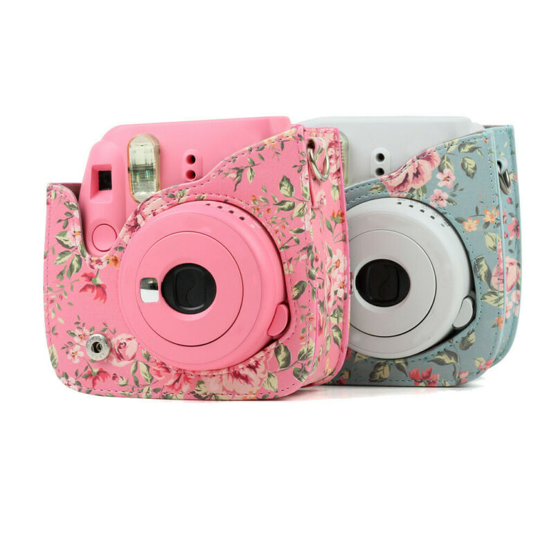 Polaroid Camera Case Mini 9 8 8+ Instant Film Camera Case Pr