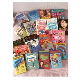 Books (assorted)