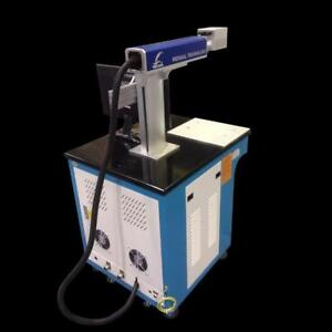 Best Value 20W USB Fiber Laser Machine Marking Engraving