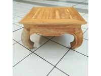 Unique Handcrafted Side Table