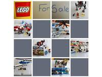 Lego sets for sale ... prices vary