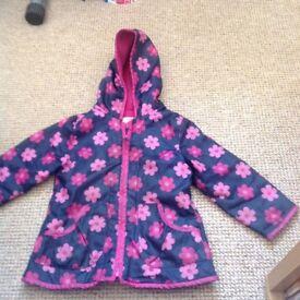 Toddler Girls Raincoat 4/5yrs