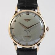 18K Longines Watch