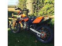 KTM 250 SXF 2006 Motocross Bike