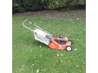 Kubota self propelled mower, spares or repair