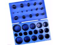419PC O Ring Seal Set Garage Plumbing 32 x Metric Sizes with a Storage Case