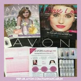Been Thinking Of Joining Avon?