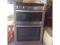 NEFF HBB AP60-7 Double electric fan oven