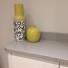 Habitat Ceramic Vases