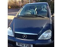 Mercedes AClass for sale