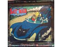 Batman wallet unused new in box