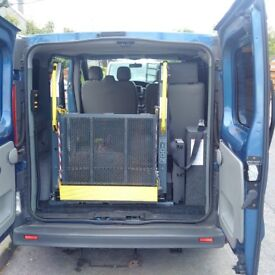 Ricon Wheelchair Lift - hydraulic 12v electric or manual vehicle access