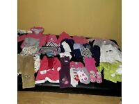 GIRL CLOTHES 12-18MONTH ONLY 20 £