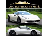 Supercar Hire - October Deals 7days hire for price of 3days!! GLE63, Mercedes AMG GT, Audi R8 GT