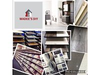 Home Decor/DIY Shop . Wallpapers, Paints, Tiles, Bathrooms, Laminate&Lino!