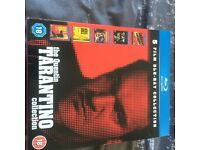 *** THE QUENTIN TARANTINO COLLECTION - FIVE FILMS BLU RAY *** £15