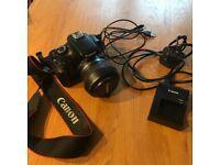 Canon EOS 1100 & 18-55mm lens