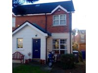 Lovely two bed house to rent in Ardenlee complex