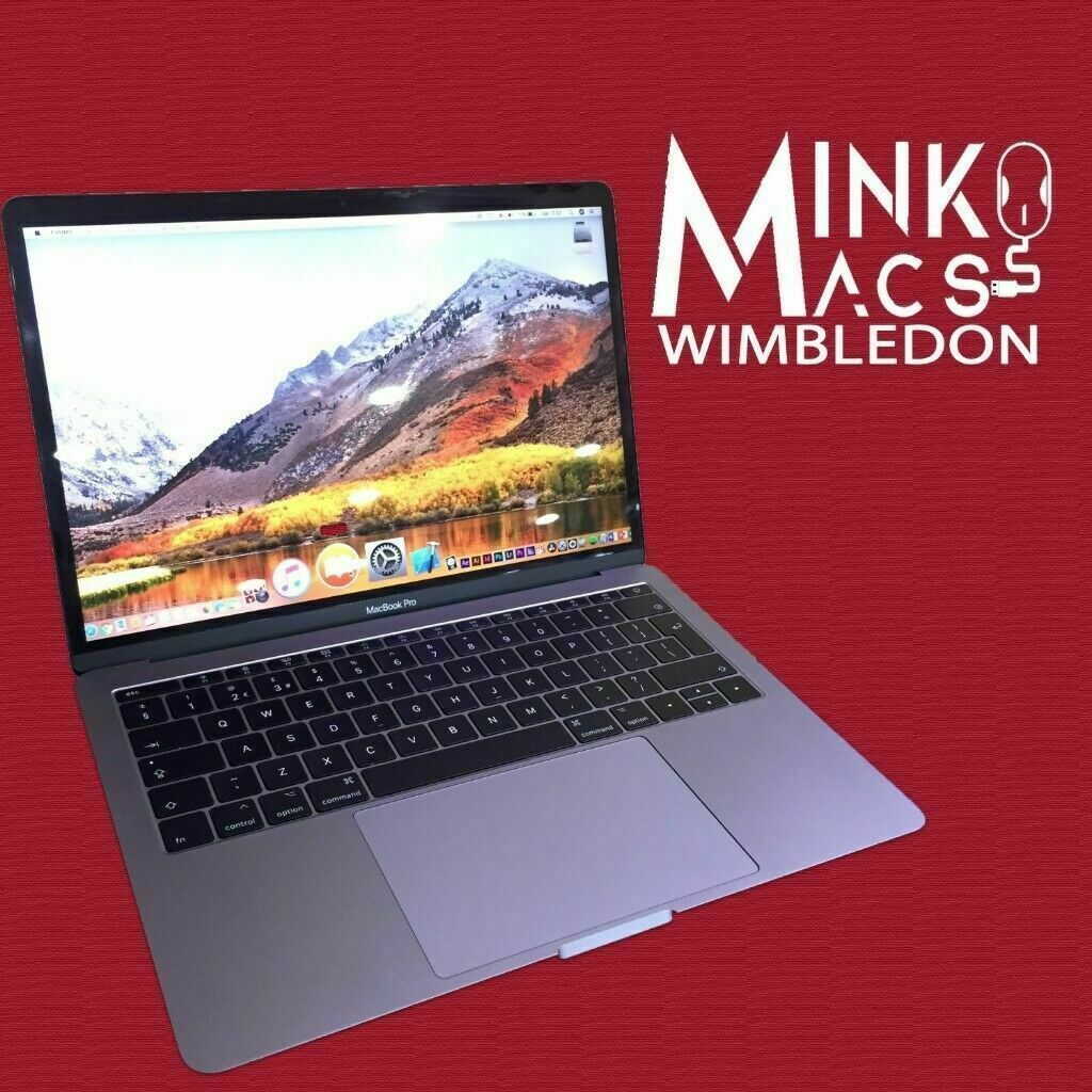 Apple MacBook Pro Touchbar 13' Core i5 2 9GHz 8GB Ram 256GB SSD Apple  Support Microsoft Office | in Wimbledon, London | Gumtree