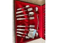 Canteen of Oneida Stainless Steel Cutlery