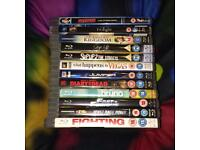 12 bluray movies