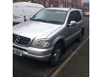 Mercedes ml 270 cdi diesel auto