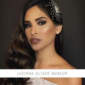 Bridal Makeup and Hair by Luciana Oliver