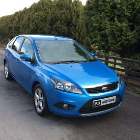 2009 FORD FOCUS ZETEC 1.6 TDCI ONLY £30 PER YEAR ROAD TAX