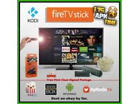 Amazon Fire TV Stick - 2ND Gen, Kodi Krypton 17.6, APK Time, FREEFLIX IPTV, Movies, TV Shows,Sports
