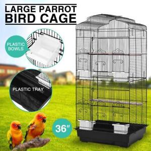 Large Bird Parrot Cage Conure Parakeet Canary LoveBird Cockatiel Finch Pet House - BRAND NEW - FREE SHIPPING