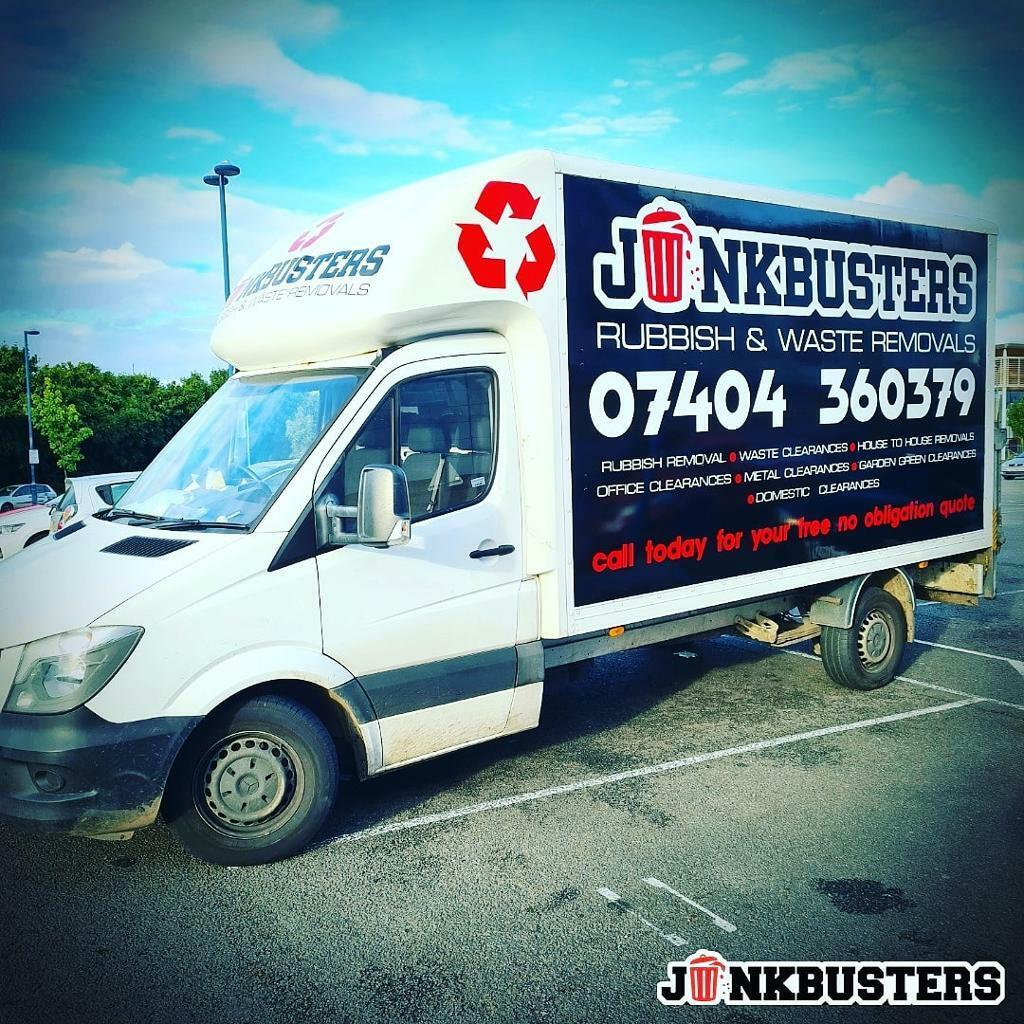 RUBBISH REMOVAL House Garden Garage Office Clearance Waste