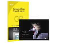 NEW: JETech Screen Protector Tempered Glass Film for Microsoft Surface Pro 4 and Surface Pro 2017