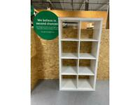 KALLAX Shelving unit, white77x147 cm IKEA Croydon #BargainCorner
