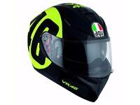 NEW AGV K3 SV Helmet Bollo 46 negociable price