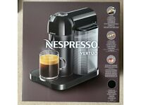 Nespresso Vertuo [ Black, Brand New, Un-Wanted Gift ]