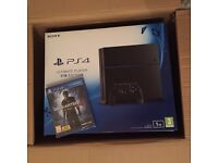 Brand new sealed Sony PlayStation 4 1TB Ultimate Player Edition with Uncharted 4