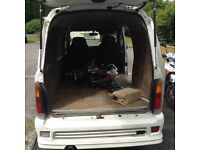 Reliable pokey little van, low mileage 6months mot,