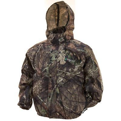 - Frogg Toggs Pro Action Rain Jacket Mossy Oak Country Camo All Sizes