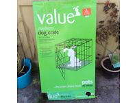 medium dog crate (labrador size etc)