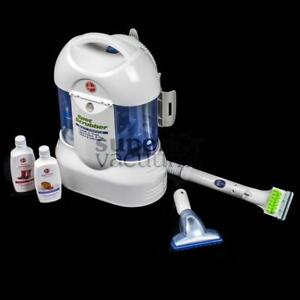 "Spot Scrubber Multi Surface Shampooer Fh10025 Cleans Carpet Upholstery And Hard Surfaces 15' Cord 5' Hose 3"" Upholstery/"