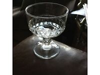 Trifle Glasses - Gone pending collection