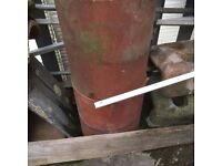 CLAY VENT PIPES