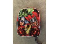 Avengers back pack