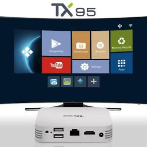 Android TV Box TX95 2G Ram - 16G Storage with Amlogic S905W