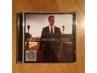 Russell Watson - Voce (2010) CD - Excellent Condition