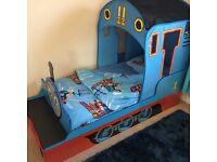 Thomas the Tank Engine Bed & Mattress £125