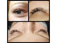 Eyelash extensions in West Harrow!
