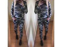 Camo Loungesuits-Adult and Kids Sizes Available!!
